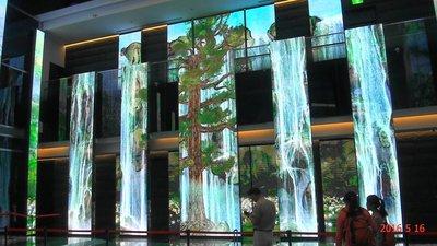 LED電視牆 億達光電 展示廳 宴會廳...