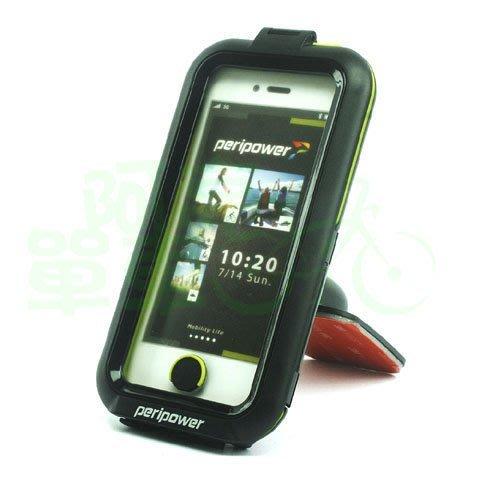 *阿亮單車*Peripower iphone 5/5S 多用途手機防水殼(8PPBWIP03)黑色《C84-105》