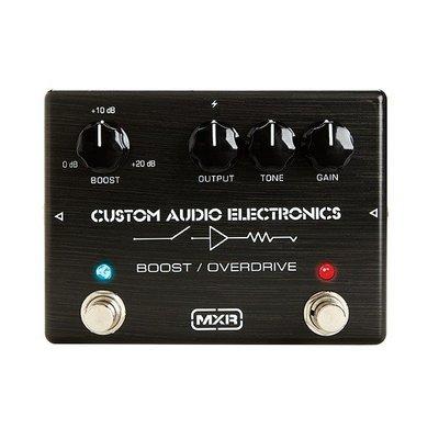 ☆ 唐尼樂器︵☆ Dunlop MXR MC402 Boost / Overdrive 破音 單顆 效果器
