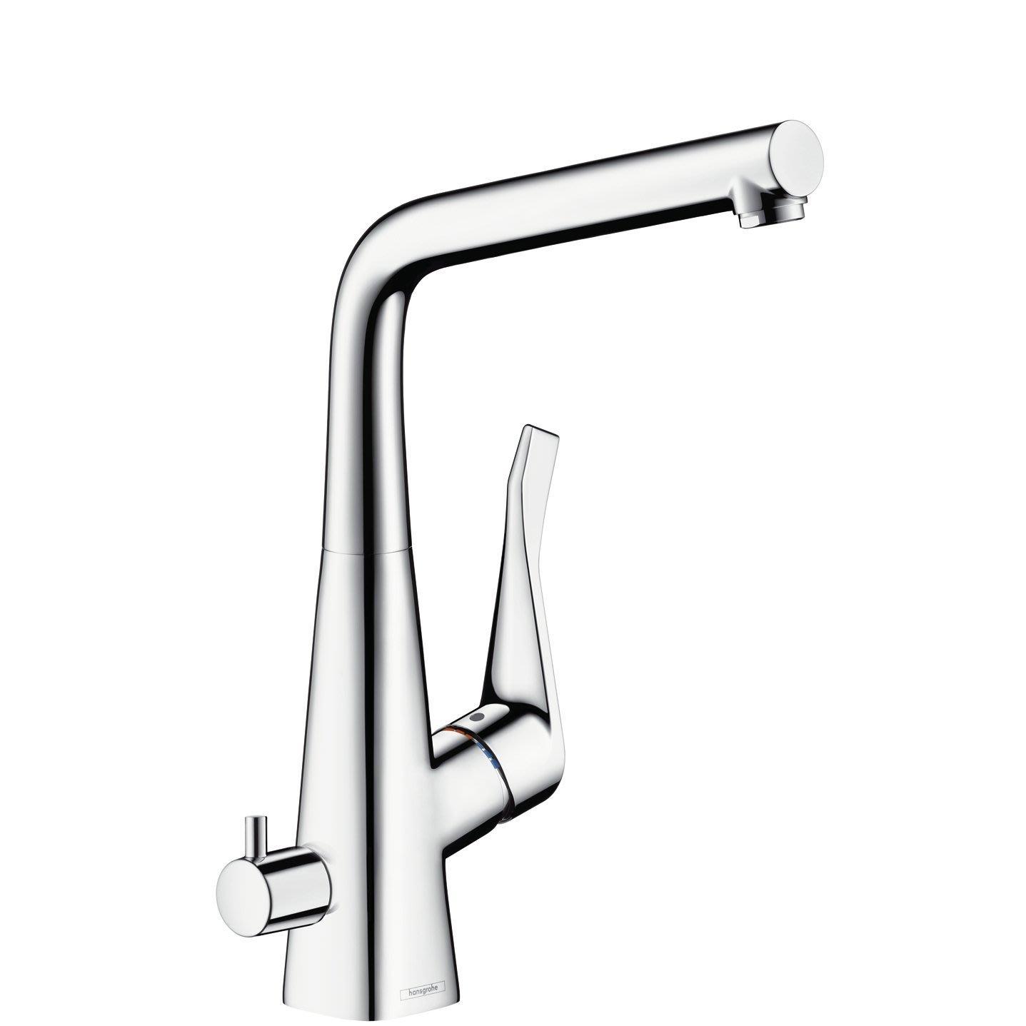 Hansgrohe Metris Select 德國進口 廚房龍頭含濾水器水龍頭