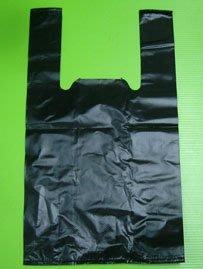 ≡☆包裝家專賣店☆≡包裝用品素面 黑色 背心 工地用  塑膠袋 飾品袋 包裝袋 每包均100入
