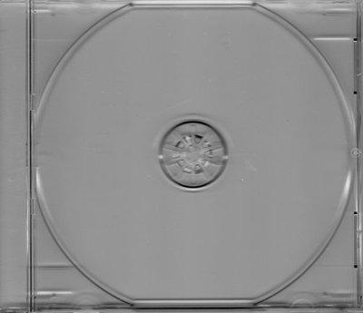 透明CD空盒--- AC007