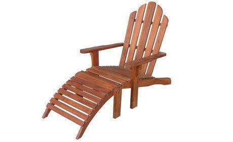 [兄弟牌戶外休閒傢俱]印尼柚木躺椅~~扇形扶手原木躺椅~南洋休閑風情簡約設計~泳池庭園休閒必備!!