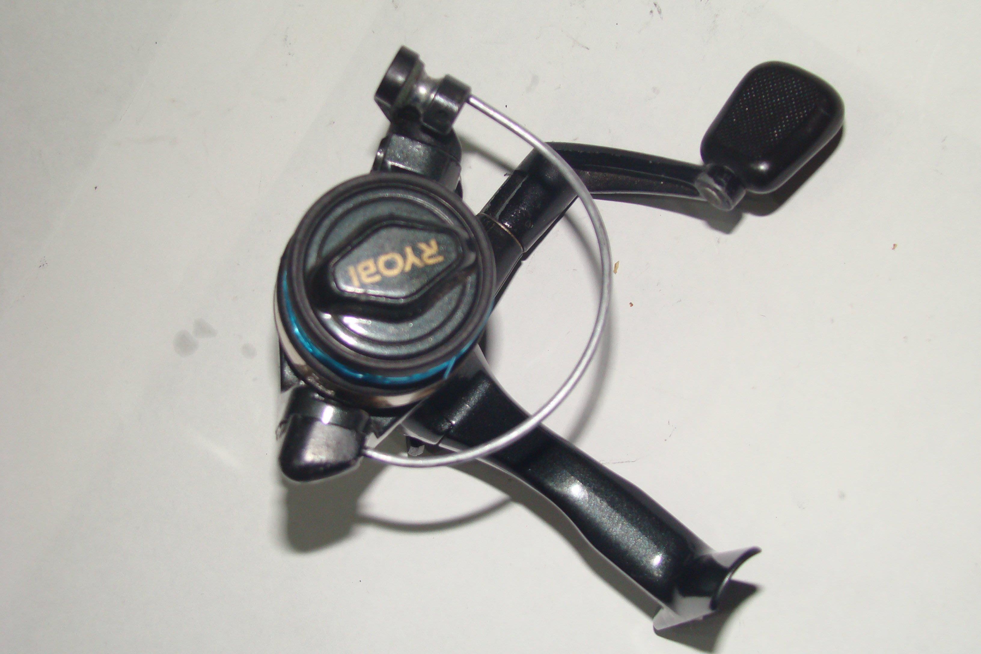 采潔 日本二手外匯釣具RYOBI 70型二手釣具 中古釣竿 捲線器 遠投 中古釣具 二手釣竿編號R62