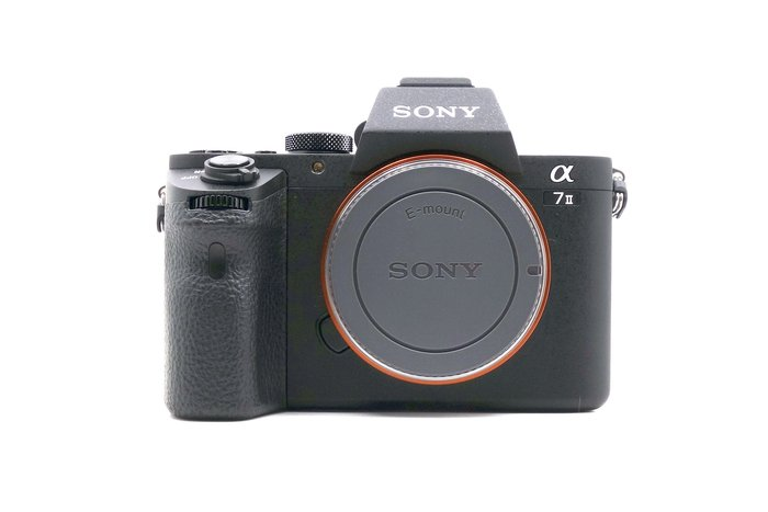 【台中青蘋果】Sony A7 II ILCE-7M2 單機身 二手 E-Mount 全片幅 單眼相機 #27041