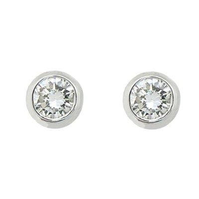 【JHT金宏總珠寶/GIA鑽石專賣】0.66ct天然鑽石耳環/材質:PT900/(JB41-D13)