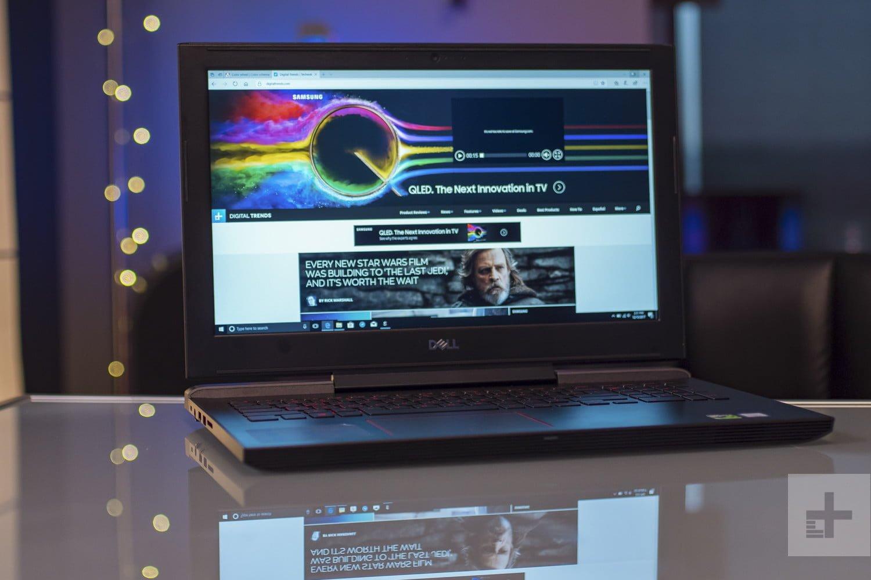 Dell Inspiron 7000 15吋電競筆電 i5/4GB/1TB+128G SSD/GTX-1050Ti 4G