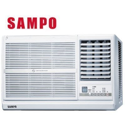 SAMPO聲寶10-12坪右吹變頻窗型空調  AW-PC63D