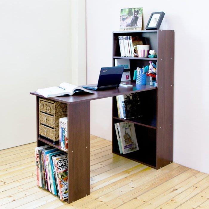 百老匯diy ~胡桃木水漾4 2書櫃型書桌 收納 電腦桌 工作桌 會議桌 辦公桌 此為胡桃