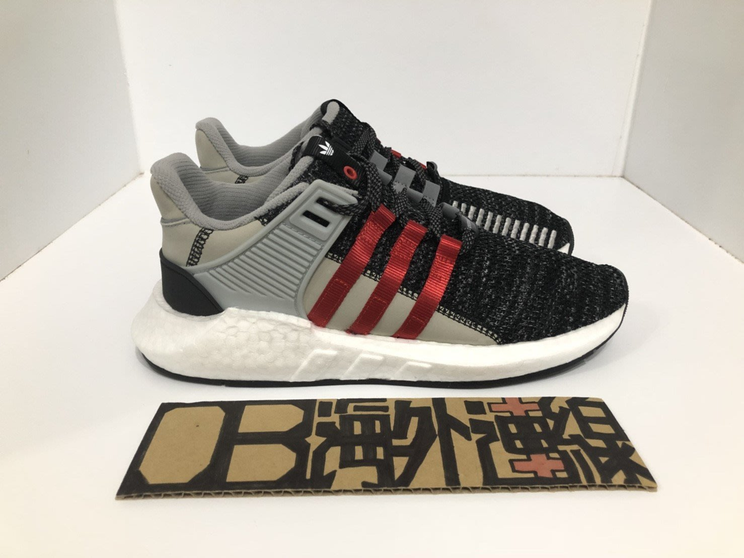 【OB海外連線】Overkill x Adidas EQT Support 93/17 BY2913 BOOST 特價中