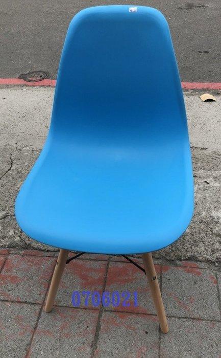 【吉旺二手家具生活館】零碼/庫存 藍色餐椅 辦公椅 電腦椅 吧台椅 洽談椅 休閒椅-各式新舊/二手家具 生活家電買賣