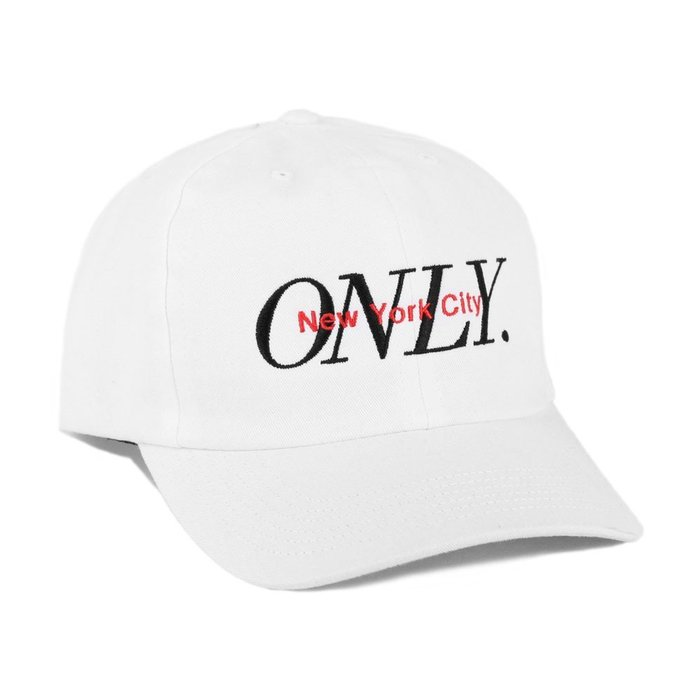 《Nightmare 》ONLY NY Midtown Snapback - White
