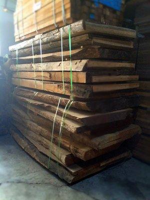 【緬甸柚木-TKWOOD】柚木書桌・原木桌板・柚木吧檯/餐桌・柚木地板・柚木拼板、家具、樓梯板