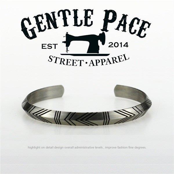 「北歐瑞典極簡主義手環」現貨 2入$700 可調 情侶 C字環 時尚簡約 GENTLEPACE
