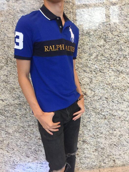 Polo Ralph Lauren 短袖 POLO 衫 大馬 現貨 大男童