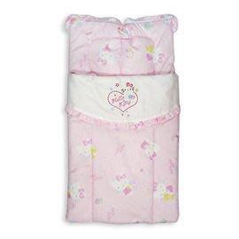 GIFT41 4165本通 三重店 Hello Kitty 凱蒂貓 抱嬰袋 K7668-4710482076689