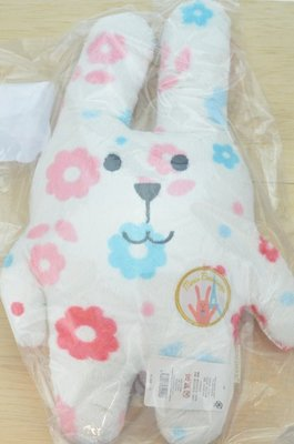 尼德斯Nydus~* 日本 CRAFTHOLIC 宇宙人 Merci東京鐵塔限定 抱枕 靠墊 RAB兔 小花 Baby款