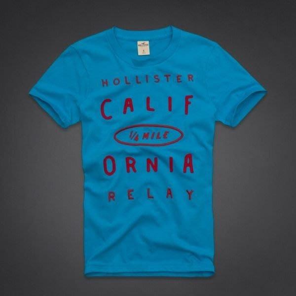 HOLLISTER 短袖T恤 323-243-1218-024  MY-麋鹿嚴選 全新真品 AF A&F HCO 海鷗