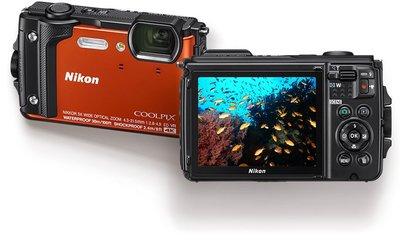 中和 Nikon COOLPIX W300 防水相機 攜碼 台灣1399 帳單免預繳 門號價1元 國祥公司貨