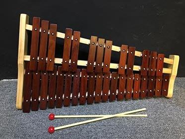 【金聲樂器】32音 台製 木琴 附木琴袋 附琴槌