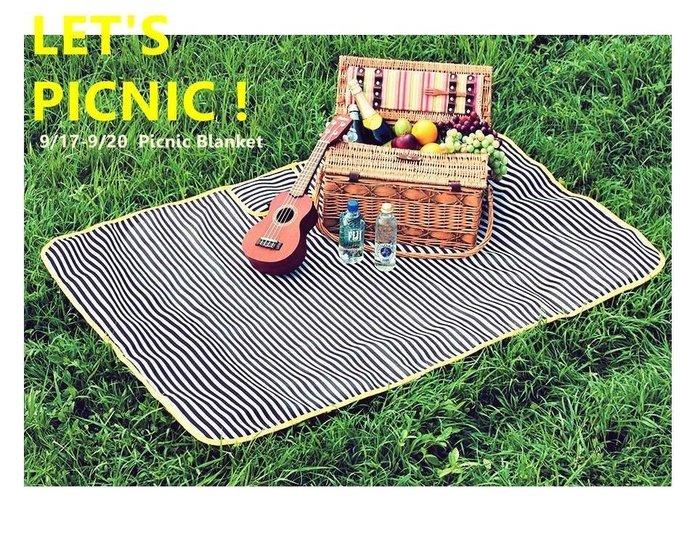 *RENA美物探險* 阪急 夢時代 NATURALLY JOJO 城市風格野餐墊 收納好便