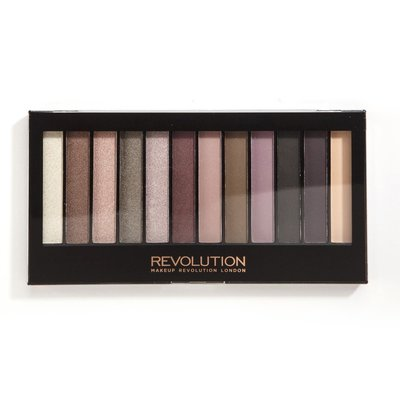 【愛來客】英國Makeup Revolution Romantic Smoked眼影盤