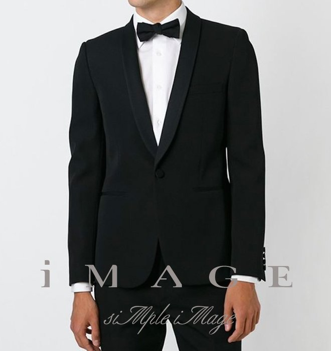 SIMPLE IMAGE歐洲風格男士優雅禮服西裝a366
