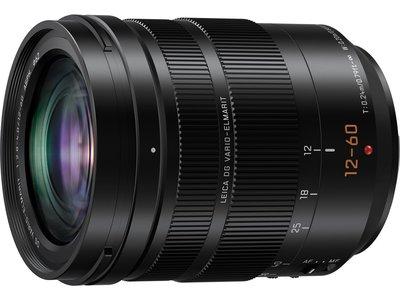 【高雄四海】Panasonic Leica DG Vario 12-60mm F2.8-4 OIS彩盒全新平輸.一年保固