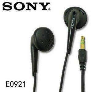 SONY MDR-E0921 短線版 立體聲耳機 藍牙耳機