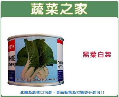 全館滿799免運【蔬菜之家00A70】大包裝.黑葉白菜種子(日本進口)35克(蔬菜種子)※此商品運費請選宅配※