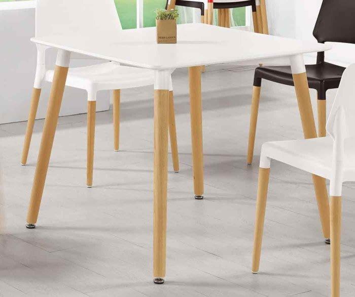 【DH】商品編號G10000-2本斯奧2.6尺休閒桌(圖一)居家/休閒/工商洽談桌/營業用。多方位使用。主要地區免運費