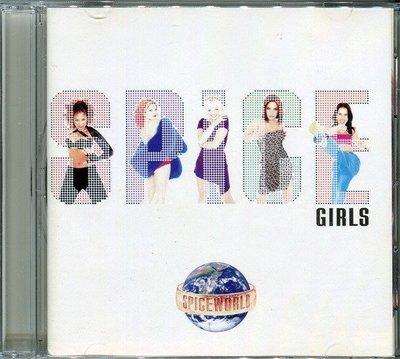 【塵封音樂盒】辣妹合唱團 SPICE GIRLS - 辣妹世界 SPICE WORLD