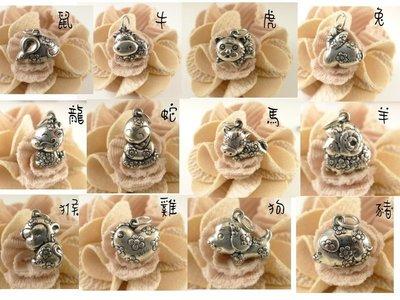 國際標準正925純銀串珠材料~精工立雙...