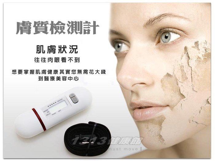 膚質檢測儀 / 水份計SK-03【1313健康館】隨時掌握皮膚狀況,讓皮膚隨時保持在水嫩狀態!(另有手足車.泡腳機)