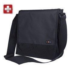 SWISSWIN瑞士十字單肩包 休閒斜跨包 ipad包 潮手提包新台幣:698元