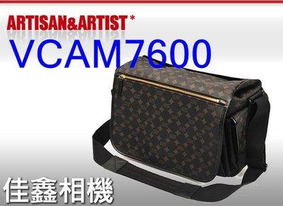 @佳鑫相機@(全新品*特價*)日本Artisan&Artist VCAM7600 格紋相機包(大型,Leica可) 免運