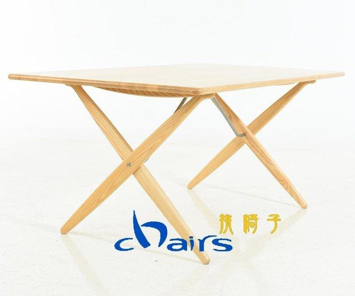 ~挑椅子~ PP85 Cross Legged Dining Table 復刻版 TB~0