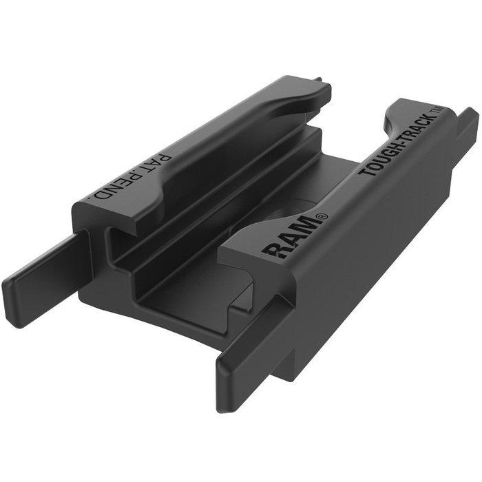[ RAM 軌道零件 零件編號 73 ]  直線延伸接頭 for 鋁合金軌道 RAP-TRACK-EXA-CCU