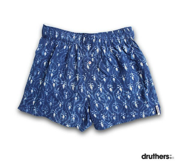 GOODFORIT / 紐約廠牌Druthers Wear Excusive VII有機棉印度手染內褲