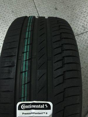 +超鑫輪胎鋁圈+  Continental 德國馬牌 CPC6 PC6 225/40-18