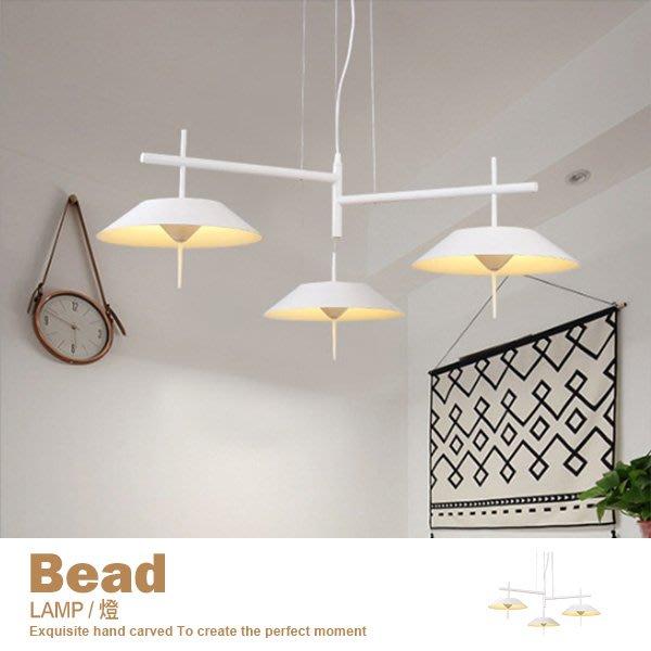 燈 玻璃球吊燈 簡約 北歐 臥室 客廳 餐廳 床頭 吧台 創意個性店面燈具【LA3】品歐家具