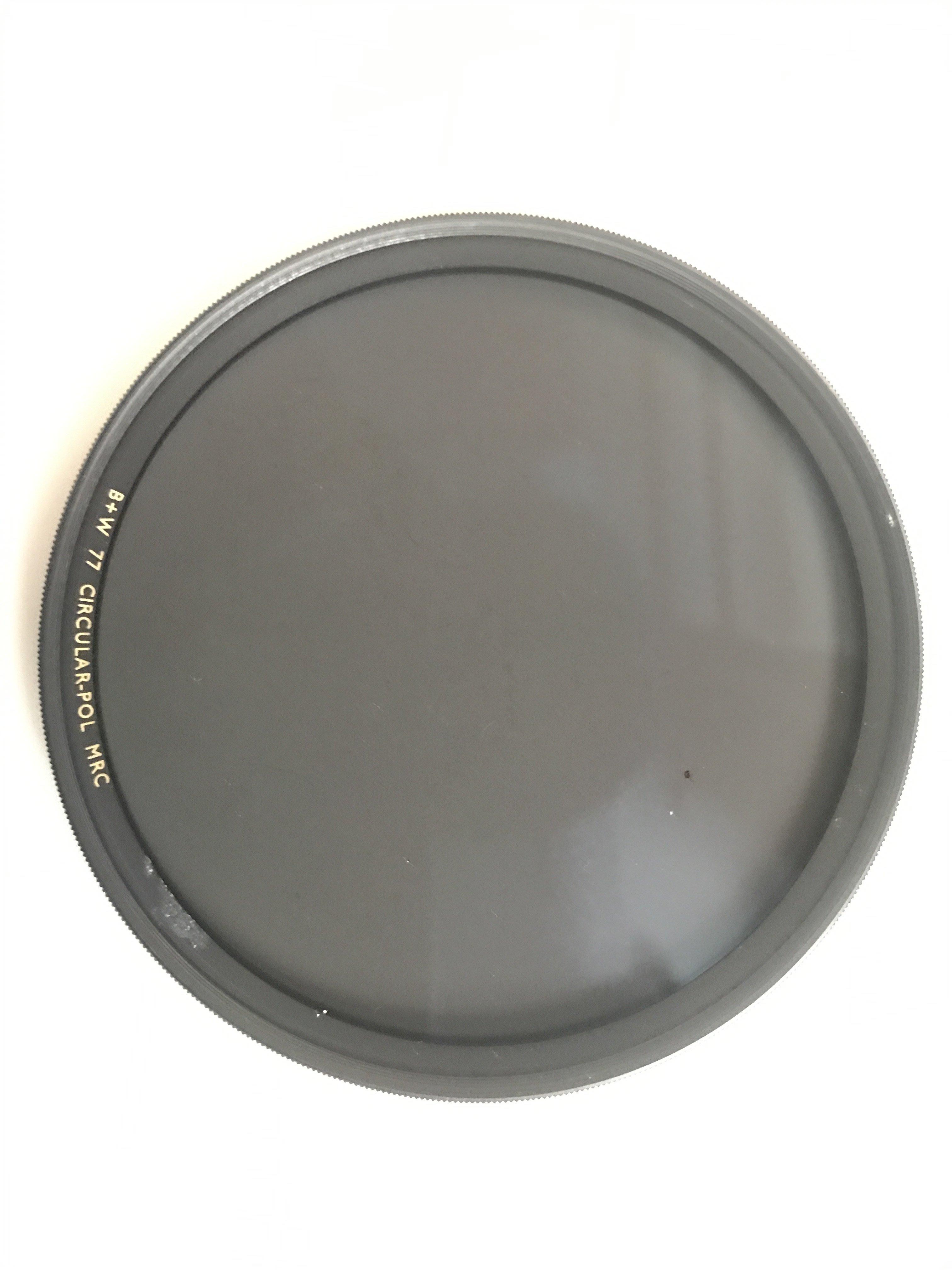 B+W 77 Circular-pol mrc 偏光鏡