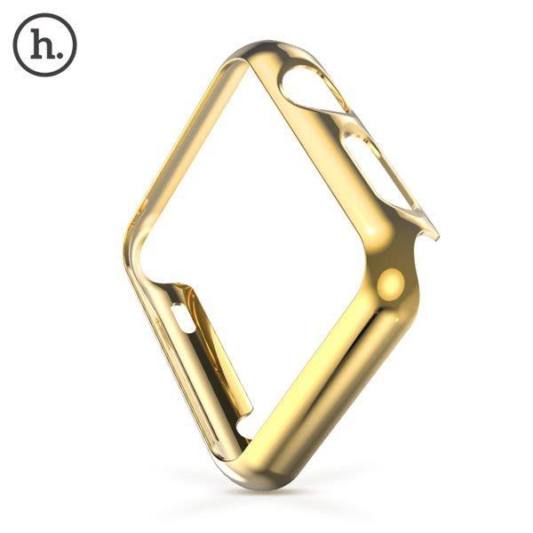 ~愛瘋潮~HOCO Apple Watch 38mm  42mm 守護者電鍍殼 單售錶殼部