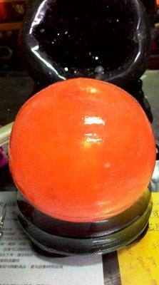 東大鹽燈嚴選造型圓球形全美無裂深層高能...