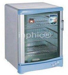 INPHIC-60L單門三層透明電熱毛巾櫃 毛巾消毒櫃