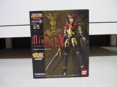 全新-超合金魂 GX-09SS 魔神天使Z 密涅瓦X mazinger angels (不是阿強1號無敵鐵金剛大魔神)
