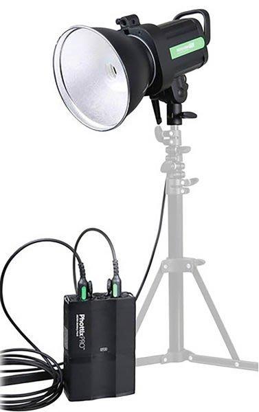 呈現攝影-Phottix Indra500 TTL外拍燈 5000mAh電池套組 棚燈閃光燈 人像攝影棚 Bowens