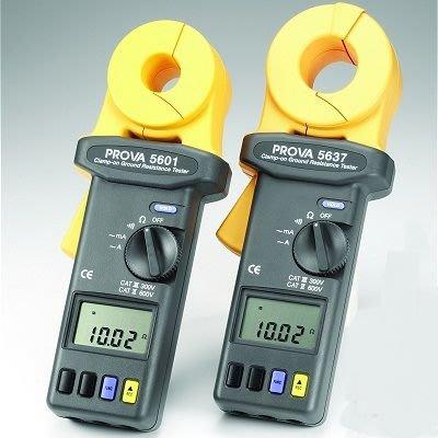 TECPEL 泰菱 》PROVA-5601 鉤式接地電阻計 鉤表 電阻 TES 鉤式電阻計+刷卡+3聯發票