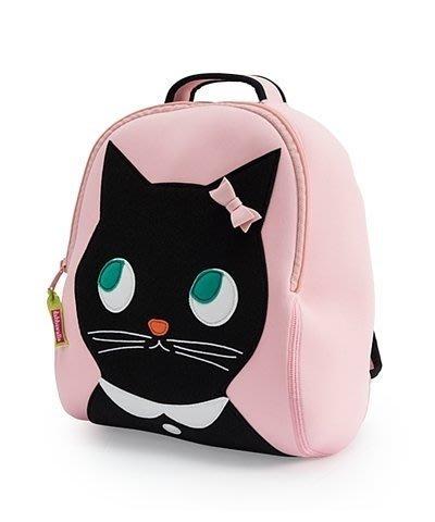 ♡NaNa Baby♡美國Dabbawalla【 瓦拉包 - 貓咪小姐後背包】