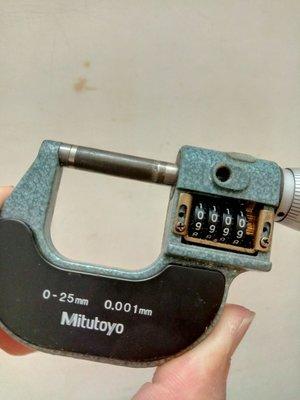 日本 三豐 外徑測微器